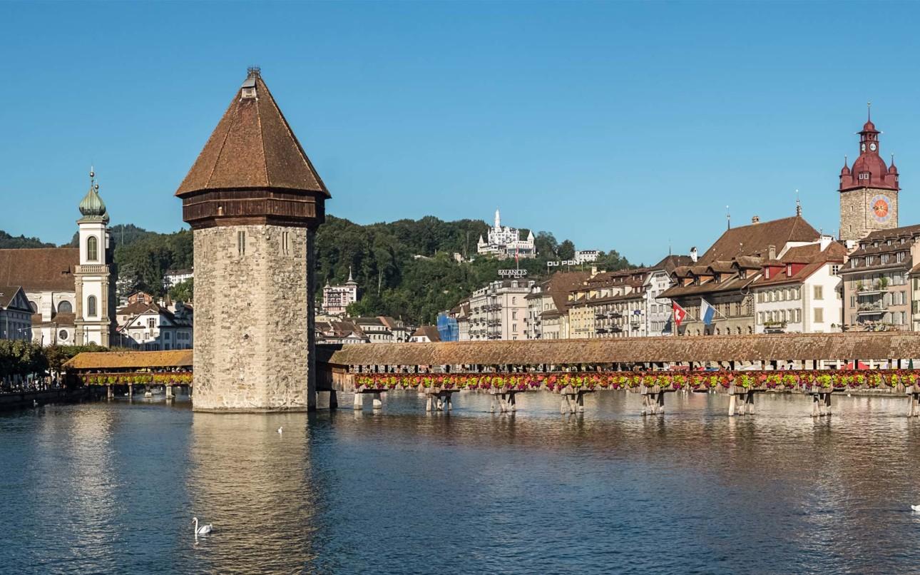 Stadt. Luzern